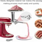 How to stuff sausage with a meat grinder