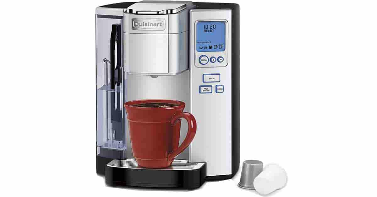 Single-cup-grind-and-brew-coffee-maker