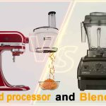 What's the difference between a food processor and a blender