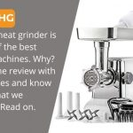 STX 3000 Meat Grinder Reviews