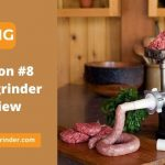 Weston #8 meat grinder review