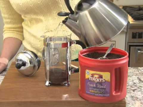 How-To-Use-French-Press-With-Ground-Coffee
