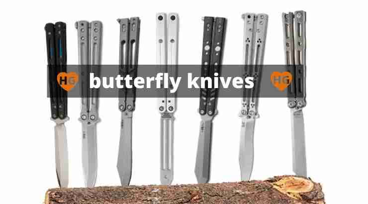 Why are butterfly knives Illegal