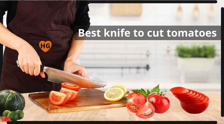Best knife to cut tomatoes