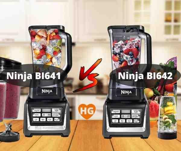 Ninja BL641 Vs BL642